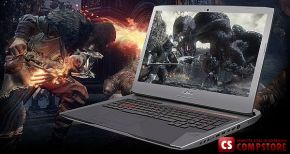 ASUS ROG G752VT-RH71 Gaming Notebook (Intel® Core i7-6700HQ / DDR4 16 GB/ 1 TB HDD/ SSD 128 GB/ LED FHD 17.3