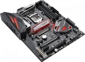 Mainboard ASUS ROG MAXIMUS X HERO (LGA1151 | DDR4 | DP | HDMI | M.2 | USB 3.1 | Type-C | SLI)
