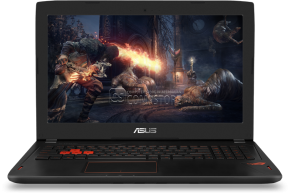ASUS ROG Strix GL502VM-BI7N10 (Intel® Core™ i7-7700HQ/ DDR4 12 GB/ SSD 120 GB/ HDD 1 TB/ FHD 15.6/ NVIDIA GeForce® GTX1060 3 GB/ Wi-Fi/ DVD/ Win10)