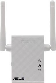 ASUS RP-N12 Wireless N-300 Repeater / Access Point Extender 150 MB/s