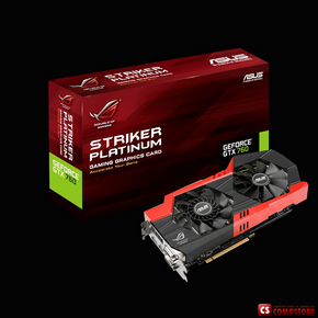 Видеокарта Republic of Gamers Asus ROG STRIKER-GTX760-P-4GD5 (4 ГБ/ 256 бит)