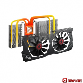 ASUS GEFORCE® GTX 980 (4 GB | 256 Bit) (STRIX-GTX980-DC2OC-4GD5)