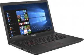 ASUS TUF FX753VD-GC244 (Intel® Core™ i7-7700HQ/ DDR4 16 GB/ SSD 128 GB/ HDD 1 TB/ NVIDIA® GeForce® GTX1050 4 GB/ FHD 17,3-inch/ Wi-Fi)
