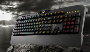 ASUS TUF Gaming K5 Keyboard (90MP0130-B0RA00)