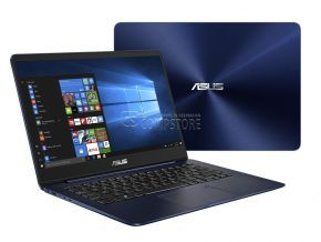 ASUS ZenBook UX430U (90NB0EC5-M09550) (Intel® Core™ i7-8550U/ DDR4 8 GB/ SSD 512 GB/ NanoEdge FHD 14-inch/ Intel HD/ Wi-Fi/ Win10)