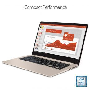 ASUS VivoBook F510UF-ES71 (90NB0IK7-M00330) (Intel® Core™ i7-8550U/ DDR4 8 GB/ HDD 1 TB/ NVIDIA® GeForce® MX130 2 GB/ FHD NanoEdge 15,6-inch IPS/ Wi-Fi/ Win10)