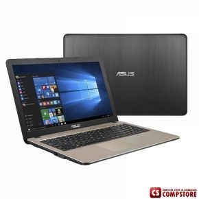 ASUS X540LJ (90NB0B13-M07650) (Intel® Core™ i3-5005U / DDR3L 4 GB/ 500 GB HDD/ GeForce GT 920M 2 GB/ LED 15.6/ DVD RW)