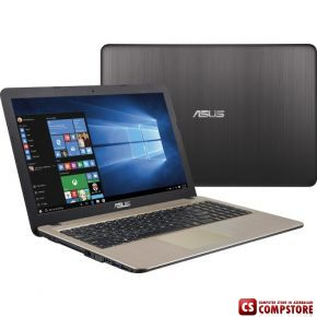 "Asus X540SA (X540SA-XX012D) (Intel® Inside™ 3050N/ DDR3L 2 GB/ HDD 500 GB/ 15.6"" HD LED/ DVD RW)"