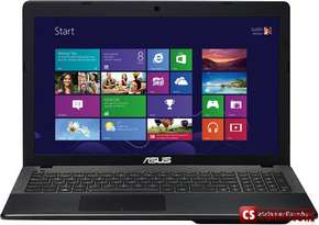 ASUS X552CL-SX113D (Intel® Core™ i3-3217U/ DDR3 4 GB/ 500 GB HDD/ GeForce® GT 710M 1 GB/ LED 15.6
