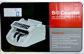 Bill Counter World (USD | Euro) Pul Sayan Maşın