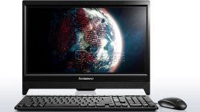 Monoblok Lenovo C260 (57331336) (Intel® Celeron® J1900/ DDR3 2 GB/ HDD 500 GB/ Intel HD/ WLED 19.5 / Wi-Fi/ Webcam/ DVD RW)