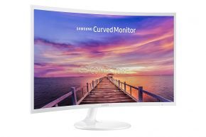 Samsung 32-inch Curved LED Monitor (C32F391) Ultra Slim Design