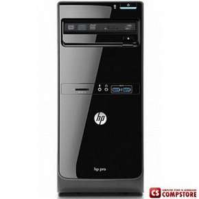 Компьютер HP Pro 3500  Microtower (C5Y13EA) (Core i3-3230/ HDD 500 GB 7200 rpm/ DDR3 4 GB/ Intel GMA HD4000/ DVD RW Super Multi/ LAN)