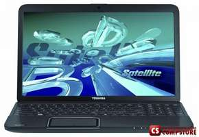 "Ноутбук Toshiba Satellite C850-A812 (PSKCEV-00T00FAR) (Core i5-2450M/ 8 GB/ Radeon 7610 1 GB/ 320 GB/ 15""6 LED/ DVD RW/ Bluetoth/ Wi-Fi)"