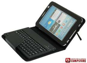 Case with Bluetooth Keyboard for Samsung Galaxy TAB2 7""