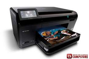 Принтер МФУ HP Photosmart Plus All-in-One Printer (CD035C) All-in-One принтер/сканер/копир с доступом в интернет / Wi-Fi