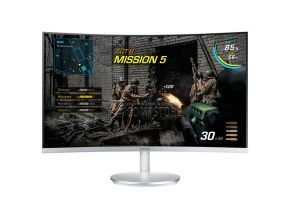 "Samsung Curved LED Monitor 27"" (CF391)"