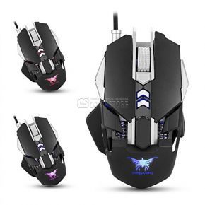 Gaming Mouse  Combaterwing CW30 Wired (7 Buttons | 3200DPI | 1000Hz)