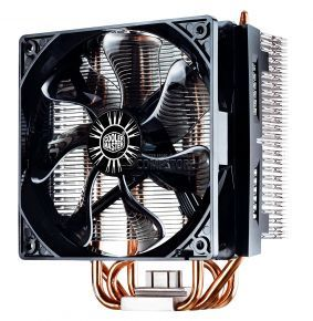 Cooler Master Hyper T4 CPU 4 Direct Contact Heatpipes