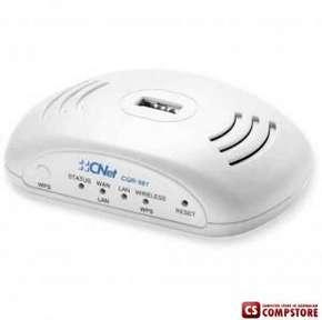 CNET Wireless N Pico 3.5G Broadband Router CQR-981