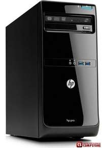 Компьютер HP Pro 3500 Microtower (D5S30EA) (Intel® Core™ i7-3770 / HDD 500 GB 7200 rpm/ DDR3 4 GB/ Intel GMA HD4000/ DVD RW Super Multi/ LAN)