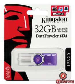 USB Flash Drive Kingston DataTraveler 101  32 GB