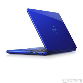"Dell Inspiron 11 (i3168-0028BLU) (Intel® İnside™ N3060/ DDR3L 2 GB/ SSD 32 GB/ TouchScreen LED 11,6""/ Wi-Fi/ Win 10)"