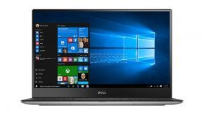 Ultrabook Dell XPS 13 (9360) (Intel® Core™ i7-7500U/ DDR4 16 GB/ SSD 512 GB/ Touch 13.3-inch FHD InfinityEdge/ Wi-Fi/ Win10)