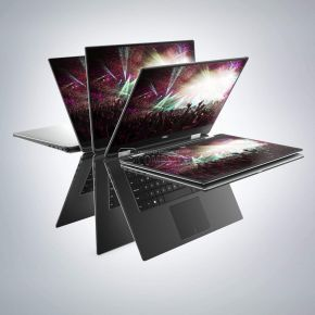 DELL XPS 15 9575 2-in-1 (Intel® Core™ i7-8705G/ DDR4 8 GB/ SSD 256 GB/ InfinityEdge Anti-Reflective Touch 15,6-inch / Radeon™ VEGA M 8 GB/ Wi-Fi/ Win10)