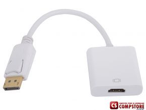 VCom Display port cable M/HDMI 19P F