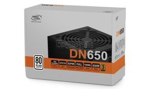 DeepCool DN650 650W 80 Plus (DP-230EU-DN650) Power Supply