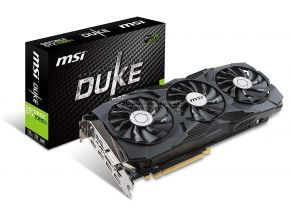 MSI GEFORCE® GTX 1080 TI DUKE (11 GB | 352 Bit)