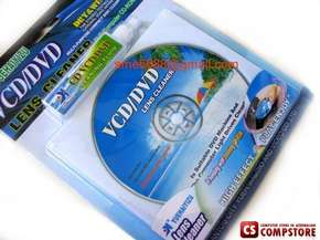 CD/ VCD/ DVD Lens Cleaner - Диск для чистки линзы CD/ VCD/ DVD