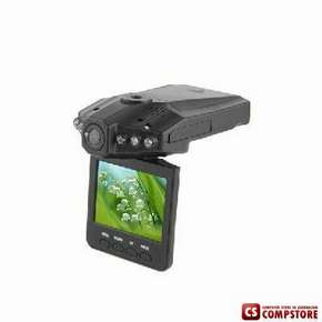 "Авто Видео регистратор ""Mokee MK-P5000"" Mini Vehicle DVR (Portable DVR 2.5"" TFT LCD/ Cycled Recording/ AVI/ SD MMC up to 32 GB)"