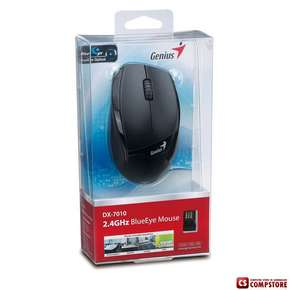 Genius DX 7010 2.4 GHz Wireless Optical Mouse