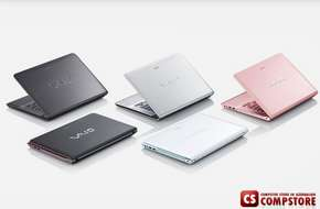 "eXclusive model!! Ноутбук Sony Vaio E14A15 (Core i5/ 640 GB/ 4 GB DDR3/ ATI 7670M 1 GB/ 14""/ Wi-Fi/ DVD RW/ Windows 7) Original bag ,mouse ,keyboard skin"
