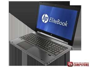 HP EliteBook 8560w Mobile Workstation (LY524EA) (Core i7/ 500 GB/ 4 GB/ nVidia Quadro 2GB/ 15