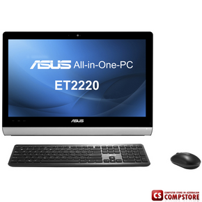 "Моноблок ASUS ET2220IUKI-B019M (3rd generation Intel® Core™ i3-3220T/ DDR3 4 GB/ HDD 500 GB/ 21,4"" Full HD (1920x1080)/ Intel HD GMA/ DVD RW/ Bluetooth/ Wi-Fi/ Windows 8)"