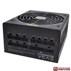 EVGA SuperNOVA 750 G1 Power Supply (120-G1-0750-XR) (750W)