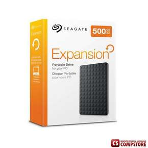 External HDD Seagate Expansion 500 GB STEA500400 (7636490063411)