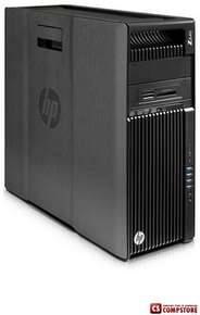 Рабочая станция HP Z640 Workstation (F2D64AV) (Intel® Xeon®  E5-1650 v3/ 16 GB DDR4/ SSD 128 GB/ 2 TB HDD/ Win 8)