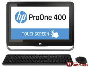 "Моноблок HP ProOne 400 G1 All-in-One (F4Q64EA) (Intel® Core™ i5 4570T/ DDR3 4 GB/ 500 GB HDD/ Сенсорный 21.5"" HD+ LED/ Windows 8.1 / Bluetooth/ Wi-Fi/ DVD RW)"