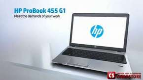 "Ноутбук HP ProBook 455 G1 (F7X58EA) (AMD Elite A4-4300M/ DDR3 4 GB/ HDD 500 GB/ AMD Radeon™ HD 7420G 1 GB/ LED 15.6""/ Bluetooth)"