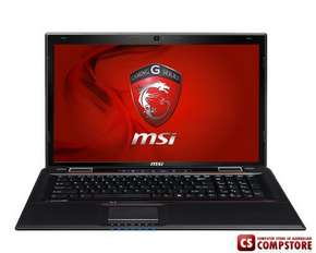 "Ноутбук MSI GE70 (Core i7-3610QM/ 8 GB DDR3/ 750 GB HDD/ 17""3 Full HD/ GTX660 2 GB 3D 192 bit/ BluRay DVD/ Windows 7/ Bluetoth/ Wi-Fi)"