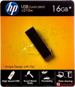 Флешь Память HP 16 GB v210w (USB Flash Drive HP v210w)