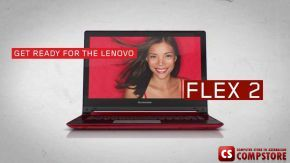 Lenovo IdeaPad Flex 2 14 (59401889) (Intel® Core™ i3-4010U/ DDR3L 4 GB/ HDD 500 GB/ Full HD Touch 14 LED/ GeForce GT740/ Wi-Fi/ Win8.1)
