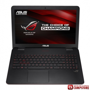 ASUS G551JX Republic Of Gamers (90NB08C2-M01700) (Intel® Core™ i7-4720HQ/ DDR3L 8 GB/ NVIDIA GeForce GTX950M/ HDD 2 TB/ 15.6