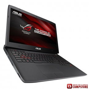 "Игровой Ноутбук Asus G752VY-GC161T (90NB06F1-M03740) (Intel® Core™ i7-6700HQ/ DDR4 24 GB/ 128 GB SSD HDD 2 TB/ GeForce GTX980M/ IPS FHD 17.3""/ BluRay/ Win10)"