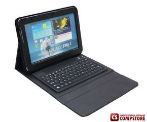 "Keyboard Cover Case для Samsung Galaxy TAB2 10""1"
