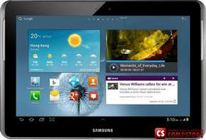 "Планшет Samsung Galaxy Note N8000 10.1"" 16 GB (1.4 GHz/ 16 GB/ Mali-400/ Display 10""1)"